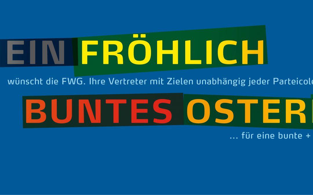 Freie WählerGemeinschaft (FWG) vor Ort