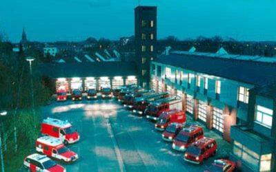 Feuerwehr Beckum (Neubeckum) an der B475 zukunftsfähig aufstellen