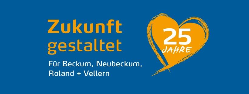 25 Jahre Freie WählerGemeinschaft (FWG) Beckum e.V.