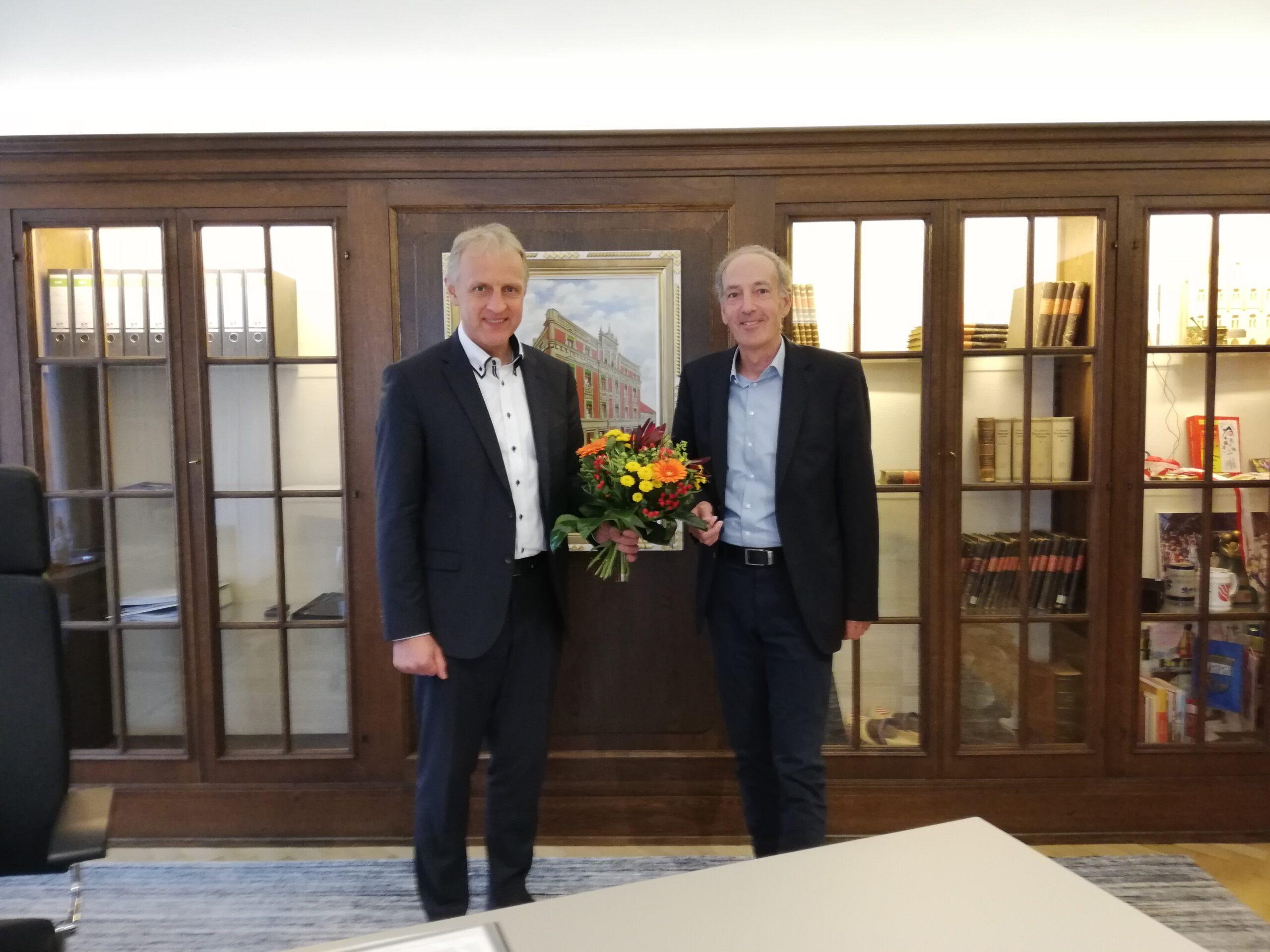 Danke Dr. Karl-Uwe Strothmann