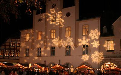Weihnachtsgrüße FWG Beckum