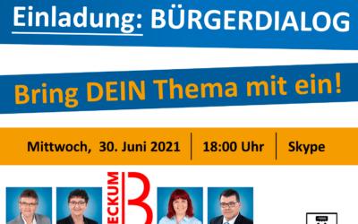 30.06.2021 FWG-Online-Bürgerdialog