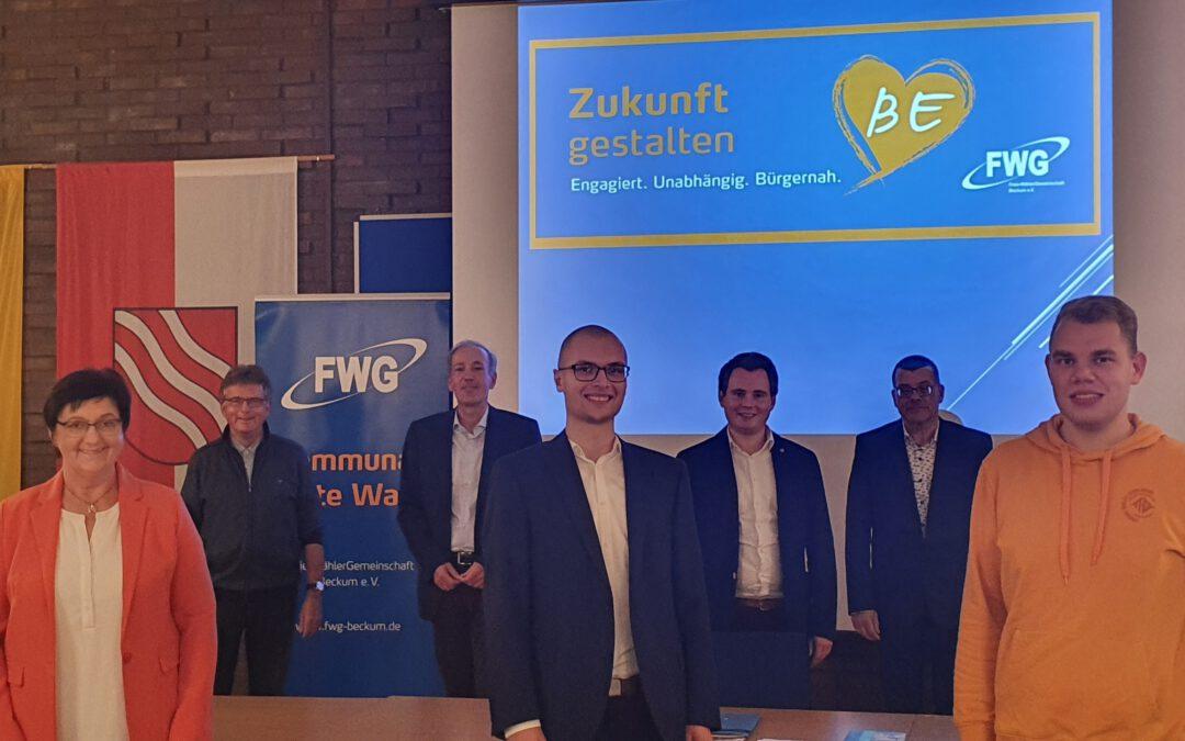 FWG stellt Weichen für die Zukunft
